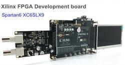 Scheda FPGA Xilinx spartan scheda di sviluppo FPGA Xilinx spartan6 XC6SLX9 con 256Mb di SDRAM EEPROM FLASH SD card Della Macchina Fotografica VGA