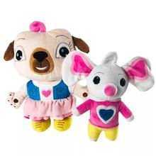 Doll Animal-Toy Mouse Potato Birthday-Gifts Stuffed New-Chip Cartoon Kids Dog for And