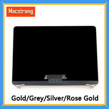 Lcd-Screen A1534-Display-Assembly Macbook Gold MF856 Retina New for 12-Rose-Gold-Silver/grey