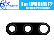 Umideli F2 lente trasera de la Cámara de cristal 100% Original nuevo cristal de la Lente de la cámara trasera accesorios de repuesto para umideli F2