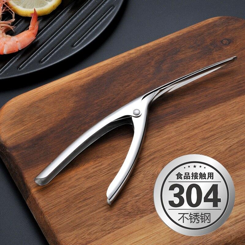 304 нержавеющая сталь пилинг креветки полезный продукт бытовой набор креветок чайник есть креветки гриль креветки оболочки взять креветки