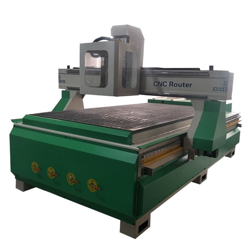 China Cheap Price Cnc Router 1300*2500mm Wood Cnc Cutter And Engraver 1325 Cnc Milling Machine For Woodworking Panel