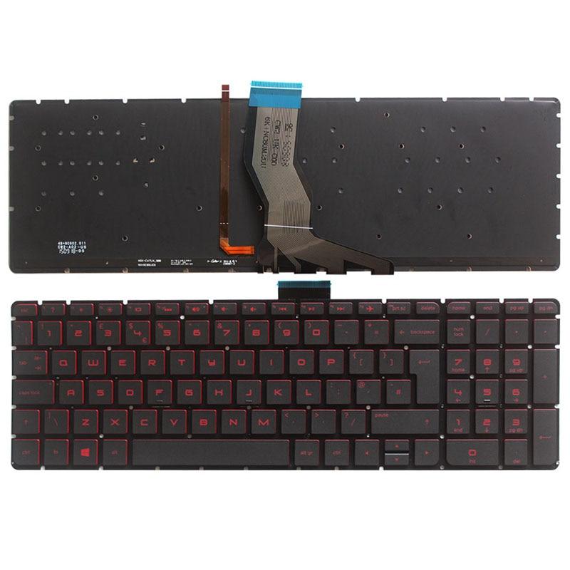 Uk Backlit Laptop Keyboard For Hp Omen 17 W000 17 W100 17 W200 17t W000 17t W100 17t W200 17 W001la 17 W101la 17 W 17 W202la Replacement Keyboards Aliexpress