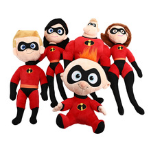 5 style cartoon movie characters soft stuffed plush toys will fly family kid boy girl gift about 20-25 cm WJ182