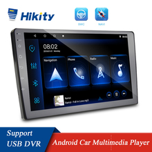 Hikity 2 Din Android Radio Auto Multimedia Speler Universele 9 \