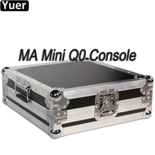 MA Mini Q0 DMX Console Regolatore Della Luce Della Fase DMX512 Testa Mobile A LED Par Luce Stroboscopica Controller Per DJ del Partito Della Discoteca luci di Bar