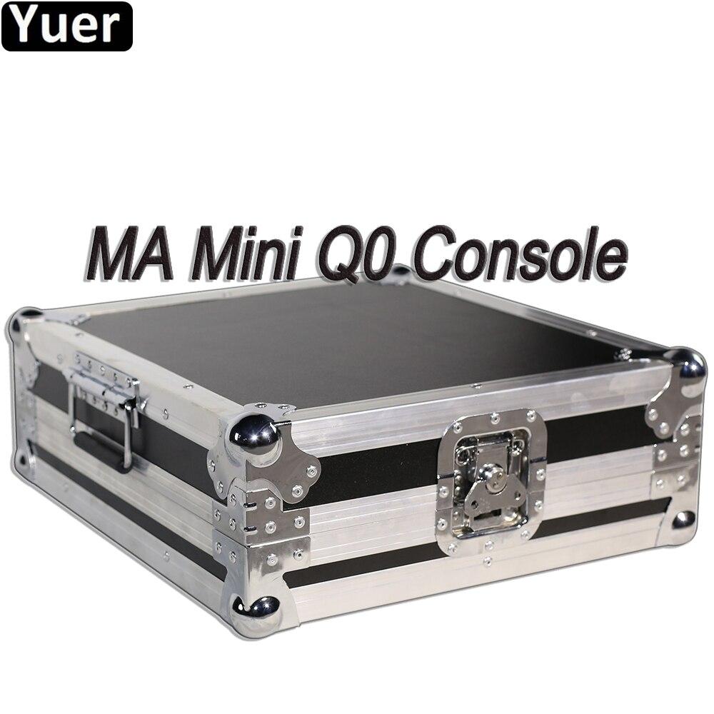 MA Mini Q0 DMX Console Stage Light Controller DMX512 LED Moving Head Par Strobe Light Controller For DJ Disco Party Bar Lights