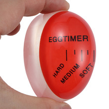 Timer Eggs Kitchen-Helper Changing-Egg Perfect-Boiled Resin-Material Colour by Temperature
