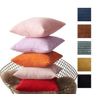 Blue Velvet Cushion Cover Pill