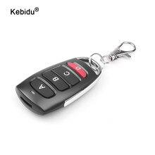 Kebidu – télécommande de porte de Garage, 433Mhz, duplicateur Portable, clonage automatique, vente en gros