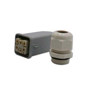 Image 5 - free shipping CNC 220V 380v 2.2KW Square Air Cooling Spindle  2200w Air cooled Milling Spindle +  VFD Inverter + 13pcs/set ER20