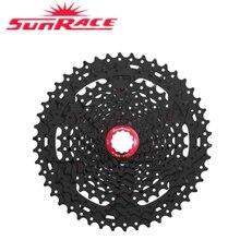 Sunrace csmx3 csms1 10 velocidade cassete bicicleta roda livre roda dentada mountain bike cassete peças de bicicleta 11-36t 11-42t 11-46t para mtb