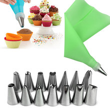 Tools Pastry-Tips Cake-Decorating-Tools Cookie-Biscuit Kitchen-Accessories Icing-Piping-Nozzles