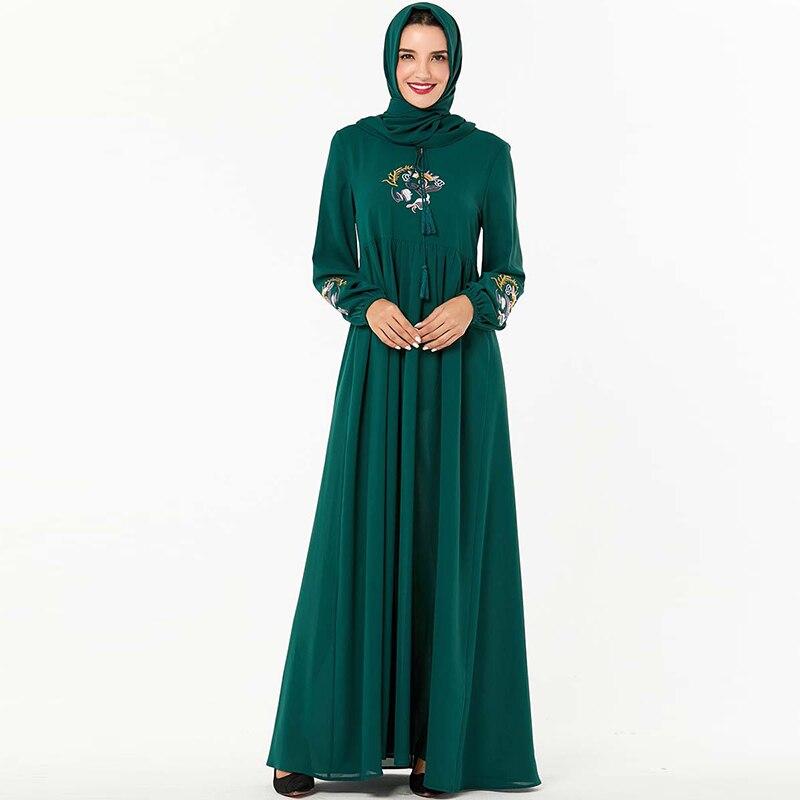 Abaya Dubai Hijab Muslim Dress Arabic Kaftan Dress Islamic Abayas Tesettur Elbise Turkey Robe Musulmane Caftan Marocain Vestidos