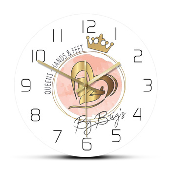 Custom Order Your design Your logo Your Company Name Personalized Your Proudcts Wall Clock Reloj Pared Saat 14