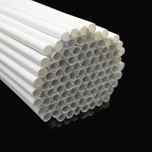 Dia 2mm-10mm mm ABS plastic round tube pipe model making scenery architectural constructions models scenery цена и фото