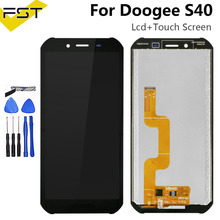 5.5''For Doogee S40 LCD Display+Touch Screen Digitizer Assembly For Doogee S40 Mobile Phone Accessories With Tools