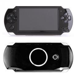 Handheld Spielkonsole 4,3 zoll 8G Einfache Bedienung bildschirm MP3 MP4 MP5 player unterstützung für psp spiel, kamera, video, e-book