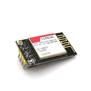 Image 1 - SIM800L GPRS GSM Module carte MicroSIM carte mère quadribande TTL Port série pour ESP8266 ESP32
