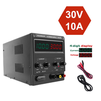 Newest DC Switching Laboratory Power Supply 30V 60V 5A 10A Professional Lab Bench Mini Adjustable Digital Power Source Regulable