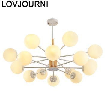 Techo untuk Quarto Verlichting Hanglampen Kilau Pendente Industriele Lampu Lampara Colgante Luminaria Deco Maison Loft Hanglamp
