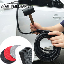 Car Door Scratch Protector Strip Sealing Car Door Edge Stickers Accessories For Audi BMW Toyota KIA Renault Opel Hyundai Skoda