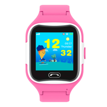 M2 Child Smart Watch Anti-lost Smart Bracelet GPS Tracker SOS Call GSM SIM Xmas For Kids Student Bracelet For Ios Android все цены