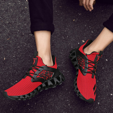 Summer Casual Shoes Men Fashion Sneakers For Running Breathable Mesh Shoes Comfortable Footwear Outdoor Casual Shoes ecco fashion brand men s casual shoes cow leather walking footwear round head breathable comfortable outdoor sneakers shoes
