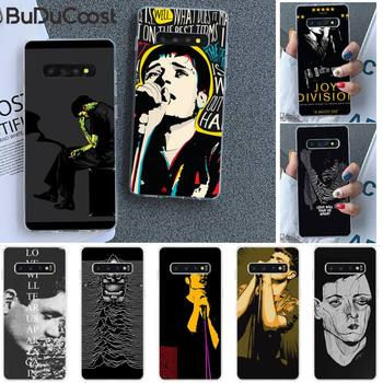 Diseny Joy Division Ian Curtis Phone Case for Samsung S20 plus Ultra S6 S7 edge S8 S9 plus S10 5G lite 2020 image