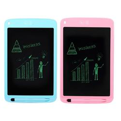11 дюймов ЖК-планшет с функцией частичного удаления, детский коврик для рисования, электронная доска для детей, обучающий инструмент для ран...