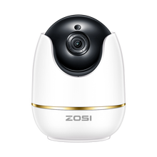ZOSI 1080P HD Wifi Wireless Home Security IP Camera 2.0MP IR Network CCTV Surveillance Camera with Two-way Audio Baby Monitor