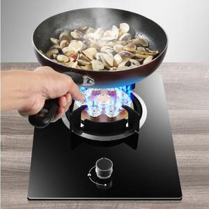 Image 3 - Wz1602. Cuisinière à gaz, cuisinière à gaz, poêle simple, maison de location, four, ménage, petite taille, plan de travail, gaz de liquéfaction