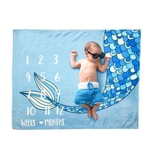 Baby Blanket Photography Newborn Photo Props Baby