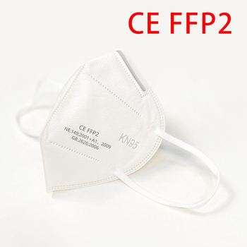 10 pcs/bag individually wrapped KN95 mask Reusable KN95 Mask Protection Face Masks 95% Filtration Mouth Cover Anti Dust P2