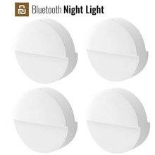 Xiaomi mijia Philips Bluetooth gece lambası LED indüksiyon koridor gece lambası kızılötesi uzaktan kumanda vücut sensörü bebek aile