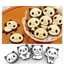 Baking DIY Cookie Cutter Mold Panda Biscuit Mold Super Cute Super Cute Kitchen Gadget Baking Cake Mold Kitchen Supplies