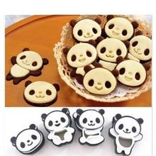 Baking DIY Cookie Cutter Mold Panda Biscuit Super Cute Kitchen Gadget Cake Supplies