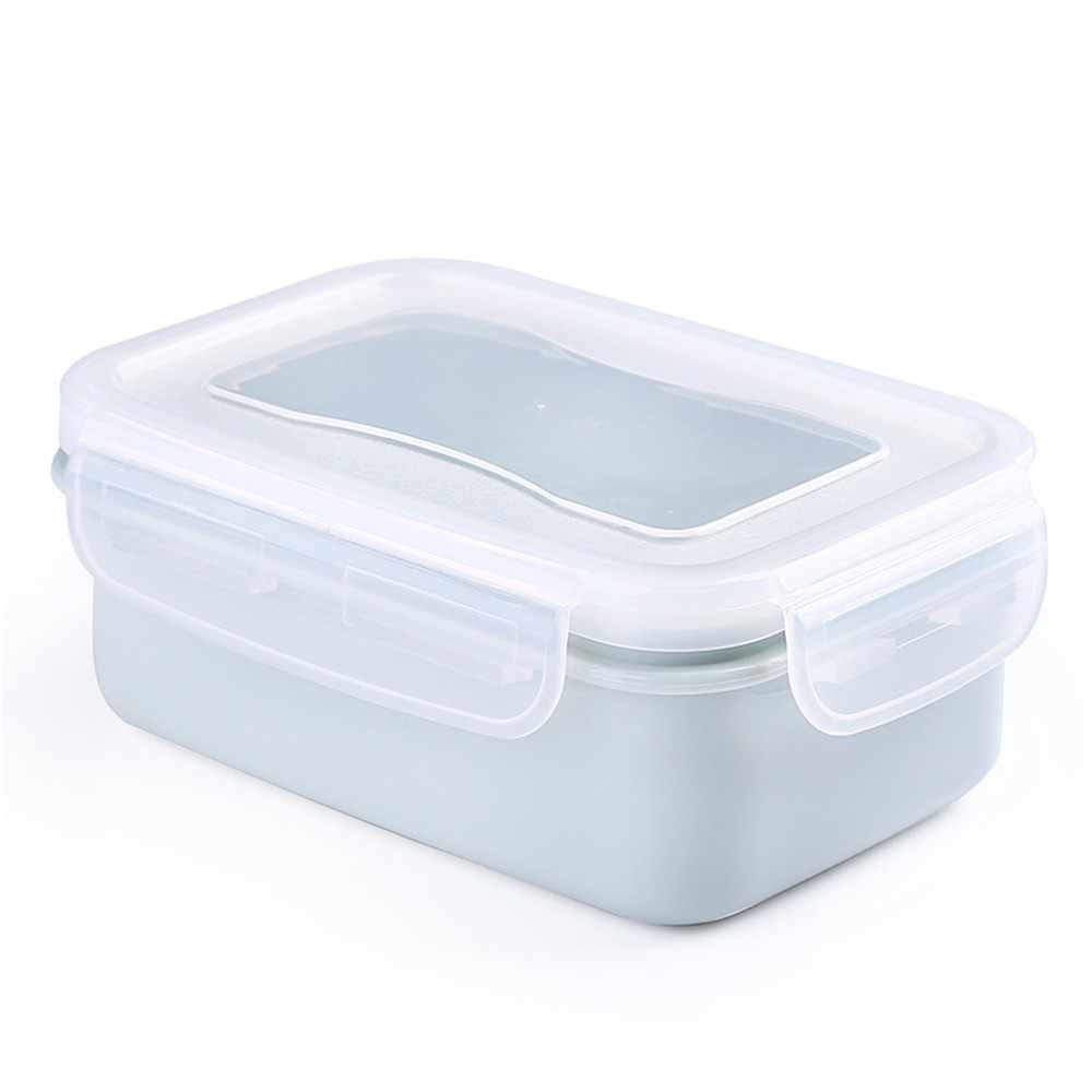 Lunch Box For Kids Folding Healthy Material Lunch Box Kids Student Portable Bowl Bento Food Container Dinnerware Sets Bento Y1
