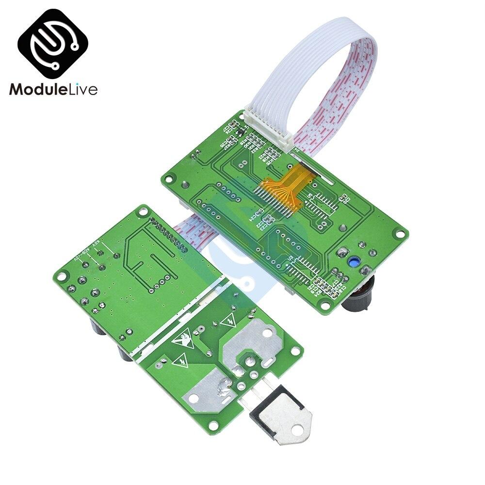 Image 5 - Цифровой ЖК электронный аппарат для сваркиАппараты точечной сварки    АлиЭкспресс