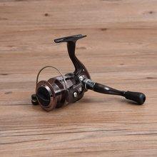 LEO Fishing Reels Spinning Wheel GF1000/2000/3000/4000/5000 Series Gear Ratio 5.2:1 Bearing 3BB Right Left Swap