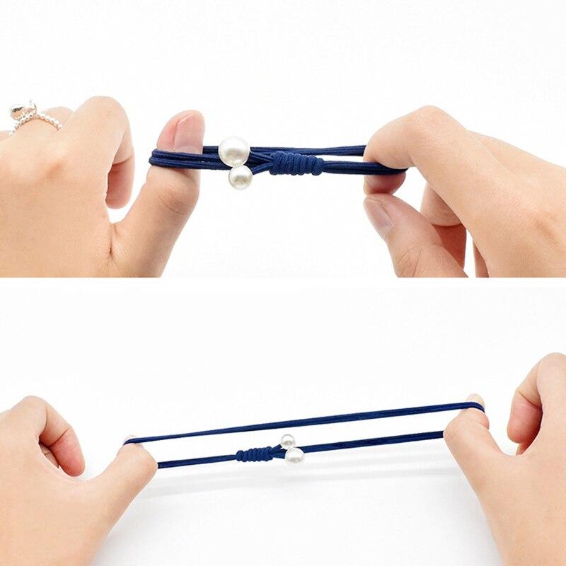 Купить 12 шт маленькая свежая веревка для волос корейский мори девушка