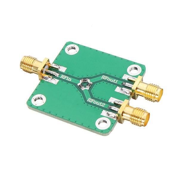 1 modulo del distributore di potere del separatore di potere di microonda di spacco 2 DC 5G 6dB RF