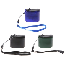 Manual Charger Emergency Outdoor Portable Hand Power USB Dynamo Crank For Phone