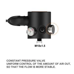 Image 3 - SMACO Diving Equipment Mini Scuba Diving  Oxygen cylinder head parts S500
