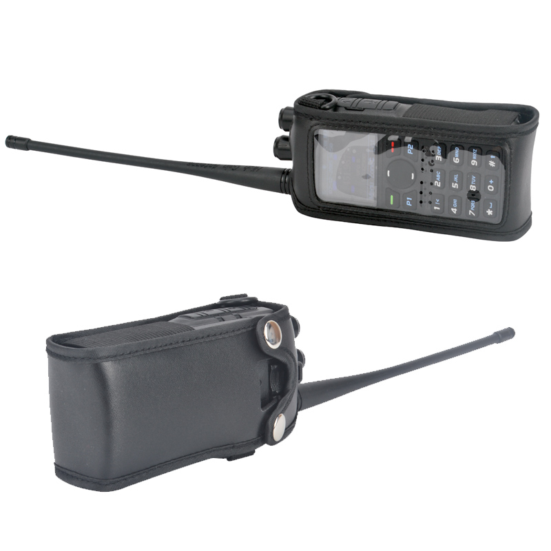 ANYTONE AT-D878UV PLUS ham walkie talkie Soft Leather case