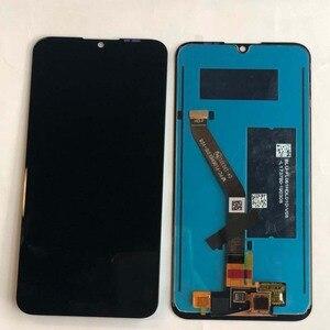Image 4 - 6.09 orijinal yeni LCD ekran için Huawei onur 8A onur 8A Pro JAT L29 LCD ekran dokunmatik ekran Digitizer meclisi + çerçeve