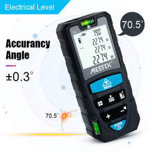 laser distance meter 50M 70M 100M rangefinder trena laser tape distance measurer range finder build measure ruler test tool tools laser distance meter x6 50m 70m 100m distance measurer meter rangefinder power button device