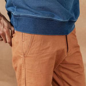 Image 5 - SIMWOOD 2020 spring New Solid Pants Men Classical basic trousers 100% cotton high quality male brand clothing 190435
