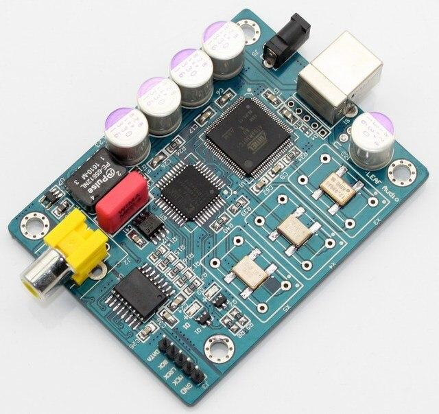 Italy Amanero usb iis digital interface + WM8805 coaxial output I2S output