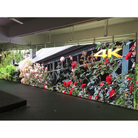 Rental LED screen video wall 640*640mm LED Panel P4 P5 P6 P10 indoor RGB 320*160mm led module SMD3528 xxx hd led video display